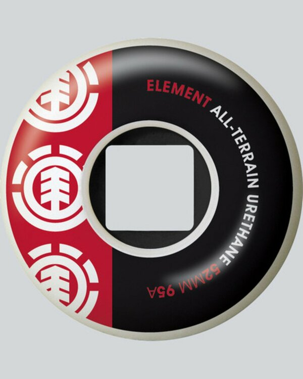 0 Element - Sección de 52 mm Rojo 04WHE3ELPP Element