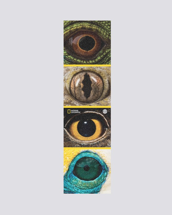 0 Nat Geo Eye Quad Grip Tape  ACGT1NGE Element
