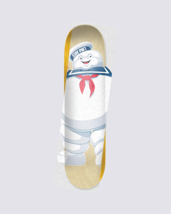 0 Stay Puft Grip Tape  ACGT3GB3 Element