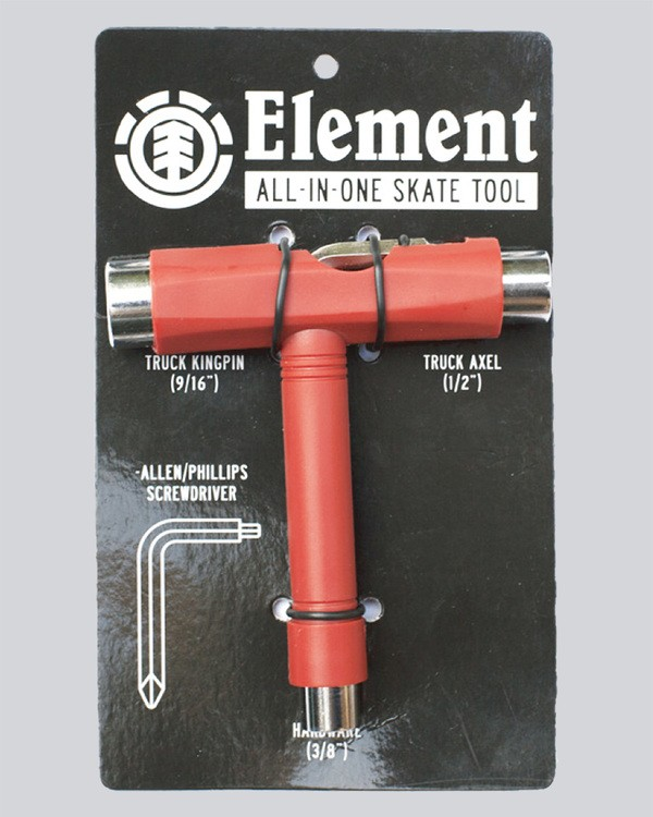 0 ALL IN ONE SKATE TOOL Multicolor ACTLSETL Element