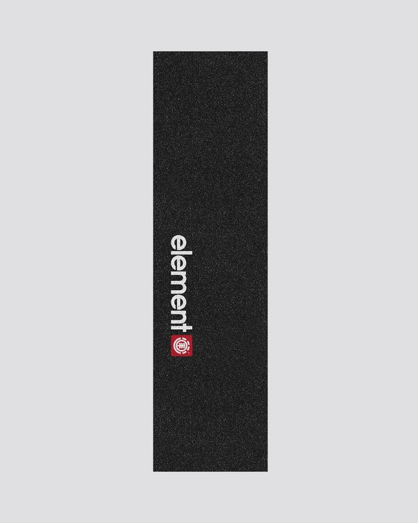 0 SCREEN LOGO SKATEBOARD GRIPTAPE  ACUE004 Element