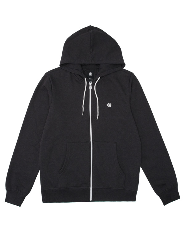 0 Cornell Classic Zip-Up Hoodie Grey ALYFT00120 Element