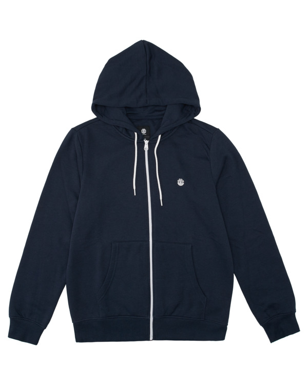 0 Cornell Classic Zip-Up Hoodie Blue ALYFT00120 Element