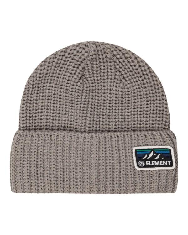 0 Alp Beanie Grey ALYHA00123 Element