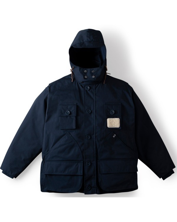 0 Alder Parka Blue ALYJK00124 Element