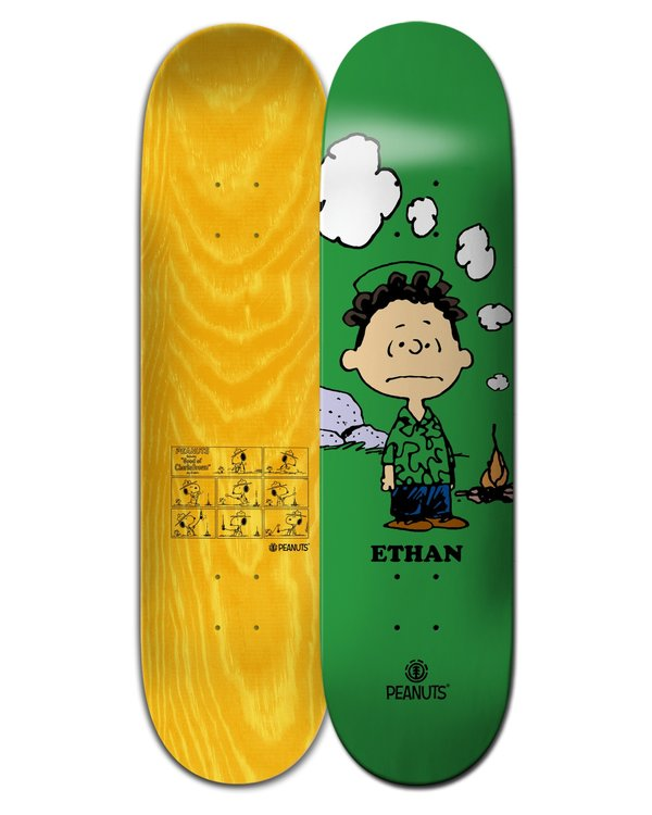 0 Peanuts Roy X Loy Skateboard Deck Multicolor ALYXD00122 Element