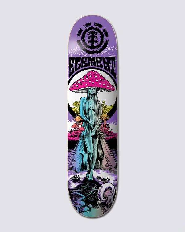 0 L'Amour Shroom Skateboard Deck  ALYXD00129 Element