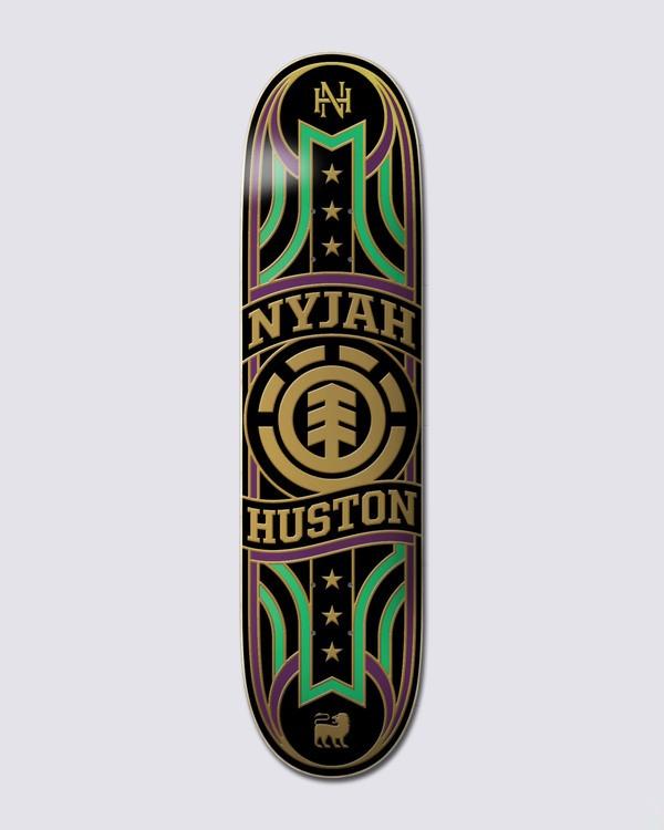 0 Banner Year Nyjah Skateboard Deck  ALYXD00131 Element
