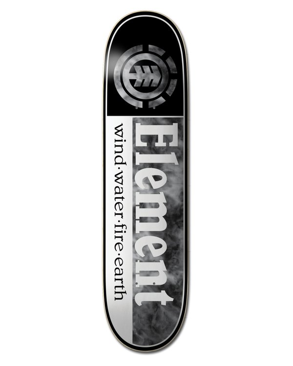 0 Smoke Dyed Section Skateboard Deck  ALYXD00142 Element
