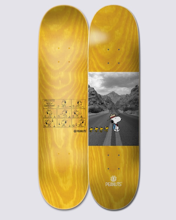 0 Peanuts x Element Wind Skateboard Deck Multicolor ALYXD00162 Element
