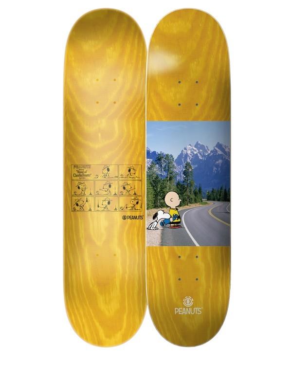 0 Peanuts x Element Earth Skateboard Deck  ALYXD00165 Element
