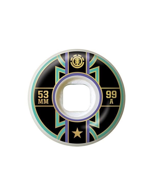 0 Banner Year 53MM Wheels Multicolor ALYXE00103 Element