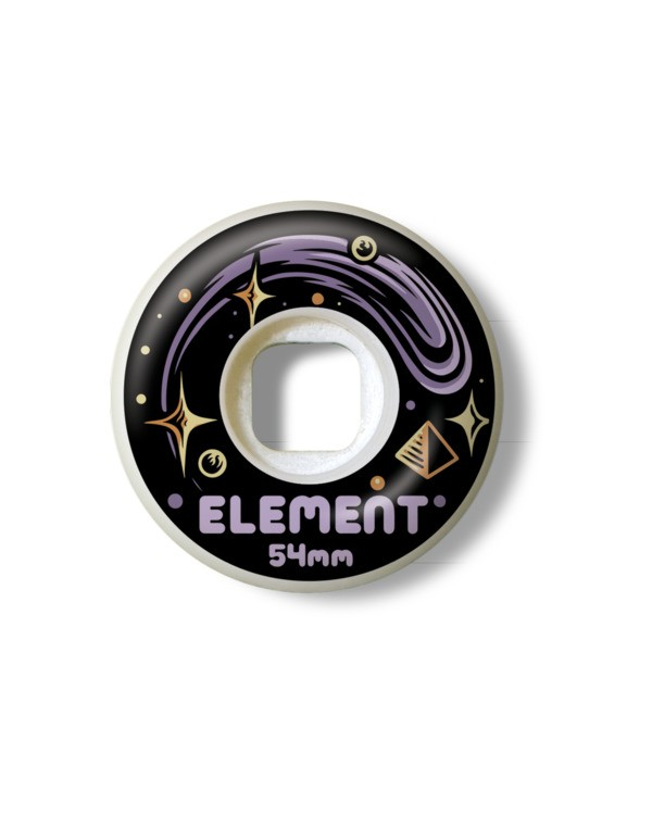 0 Timber Bound 54mm Wheels Multicolor ALYXE03016 Element