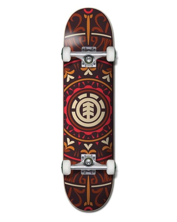 0 Tecuala Complete Skateboard Multicolor ALYXW00107 Element