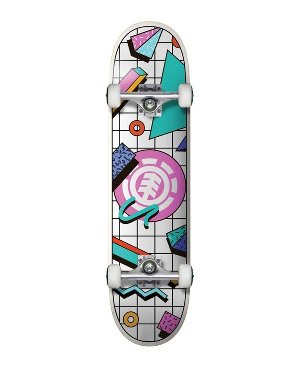 0 Off The Charts Complete Skateboard Multicolor ALYXW00109 Element