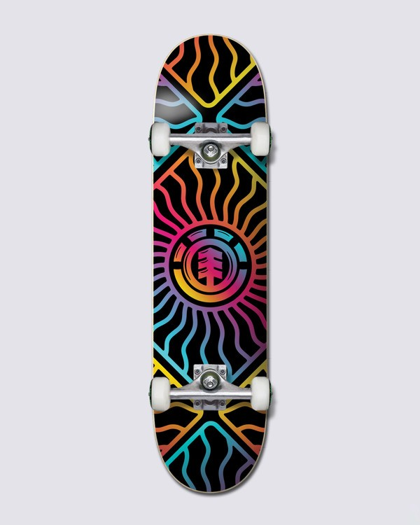 0 Solar Vibes Complete Skateboard Multicolor ALYXW00120 Element