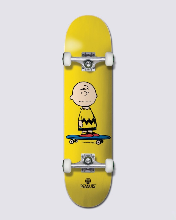 0 Peanuts x Element Charlie Complete Skateboard  ALYXW00124 Element