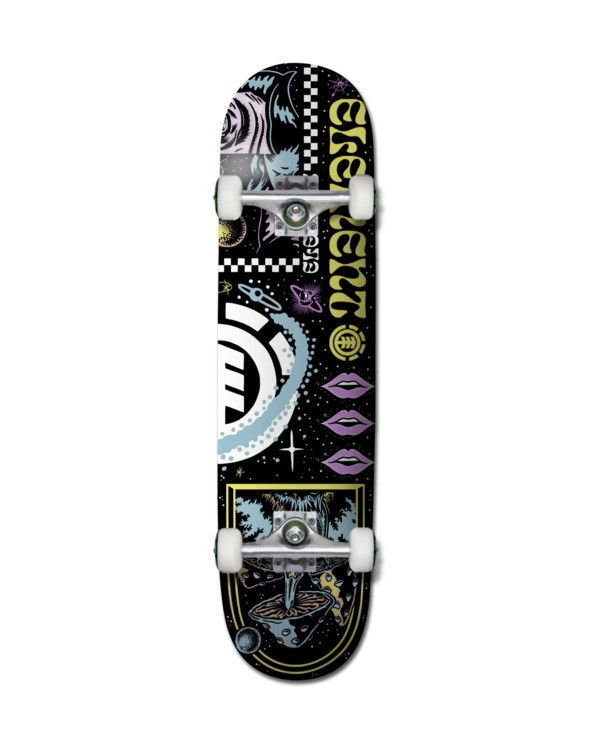 0 Space Case Complete Skateboard Multicolor ALYXW00148 Element
