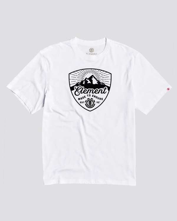 0 Mount Badge T-Shirt  ALYZT00150 Element