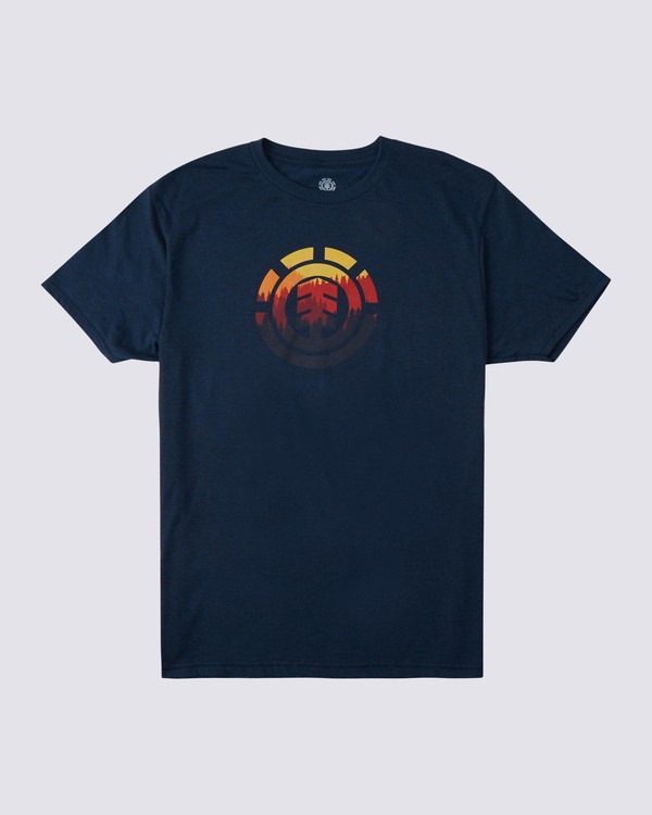 0 Glimpse Icon T-Shirt  ALYZT00215 Element