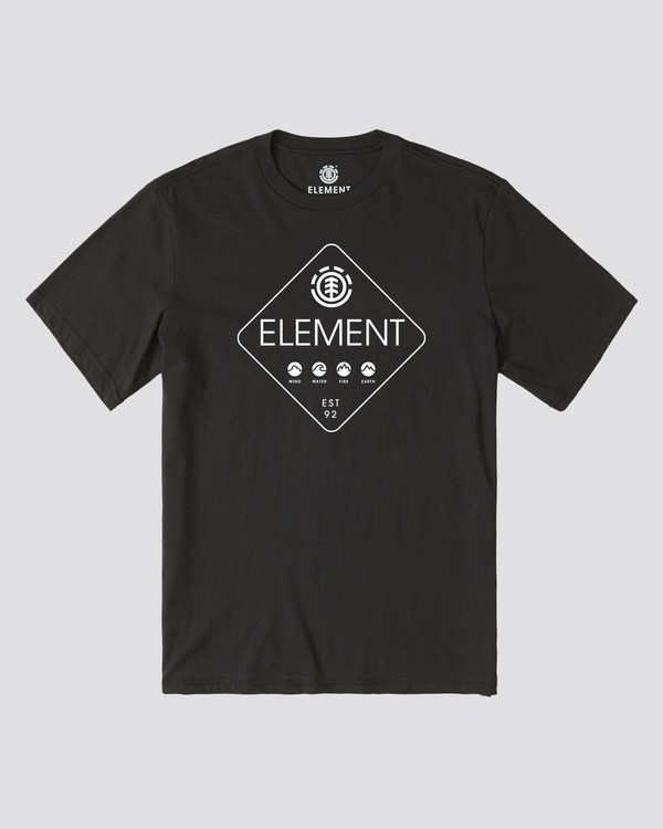 0 Undercurrent T-Shirt  ALYZT00219 Element