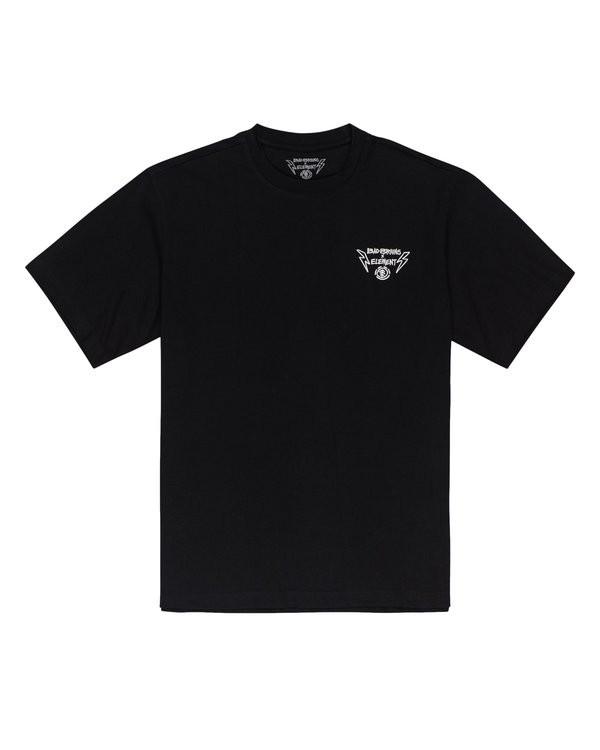 0 Set List Two T-Shirt Blue ALYZT00323 Element