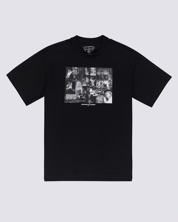 0 Collage T-Shirt Blue ALYZT00324 Element
