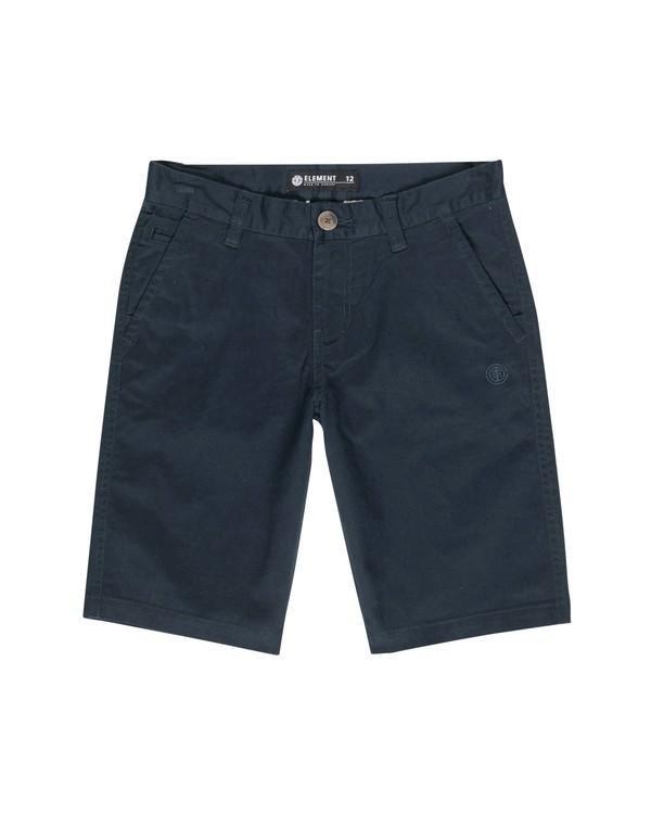 0 Boys' Howland Classic Short Blue B2121EWS Element