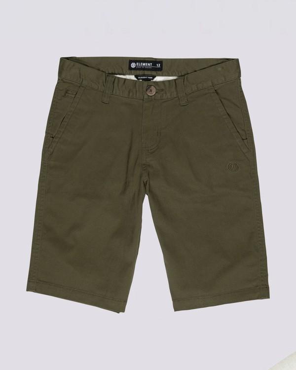 0 Howland Classic Shorts Beige B2121EWS Element