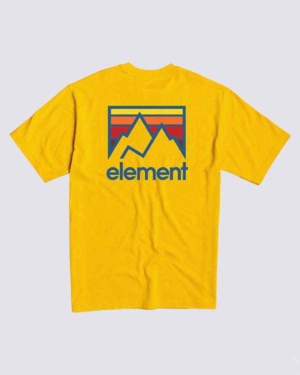 0 Boys' Joint T-Shirt Multicolor B4013EJO Element