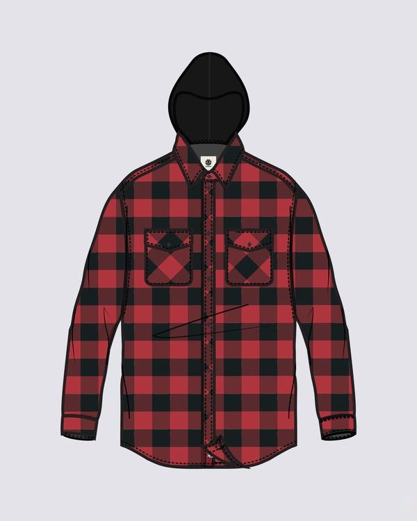 0 Boys' Tacoma Hoodie  B5553ETH Element