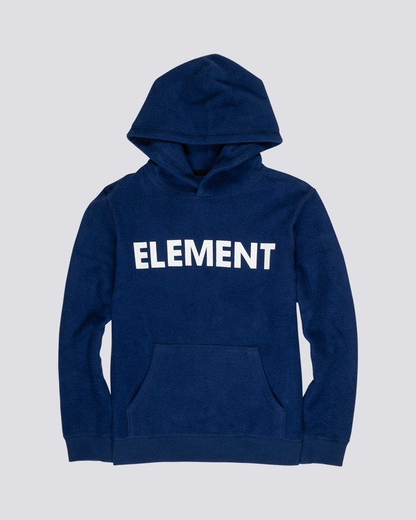 0 Boys' Reverse Hoodie Black B6671ERH Element