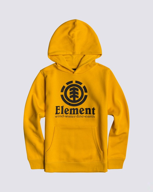 0 Boys' Vertical Hoodie Multicolor B6793EVE Element
