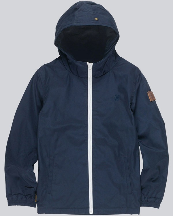 0 Boys Alder Jacket Blue B708VEAL Element