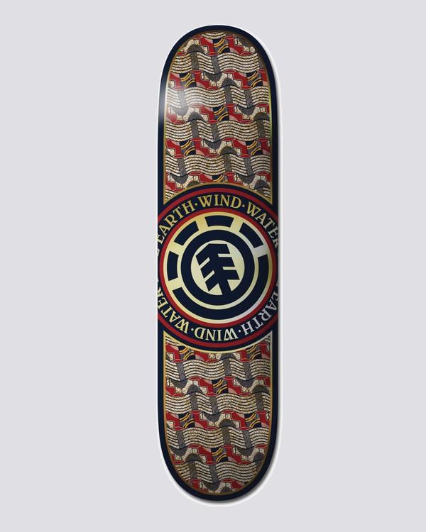 0 Origins Seal Skateboard Deck  BDLG1GSL Element