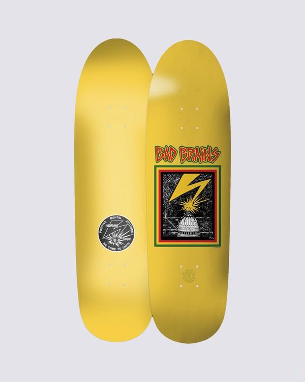 0 Bad Brains Album Skateboard Deck  BDLG3BYL Element