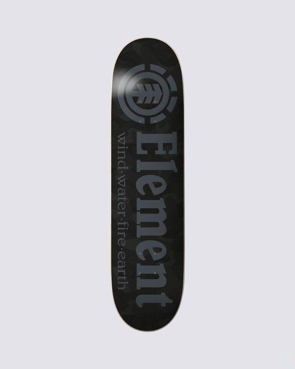 0 Camo Resist 8.5 Skateboard Deck  BDLG3CRS Element