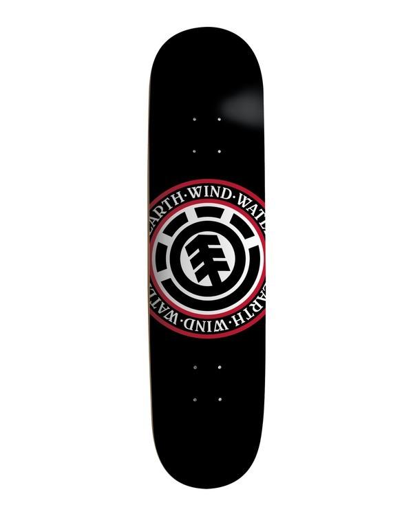 0 Seal Skateboard Deck Multicolor BDLGMSEL Element