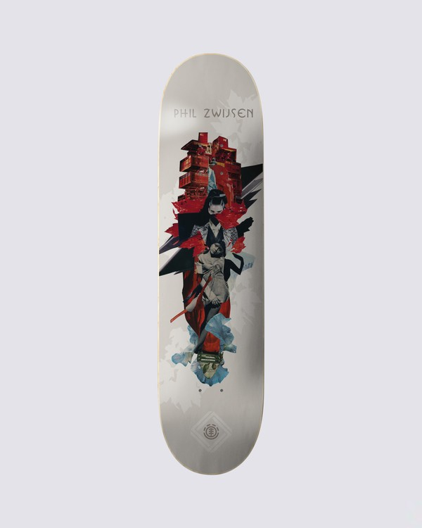 0 Cut Paste Zwijsen Skateboard Deck  BDPR3CPZ Element
