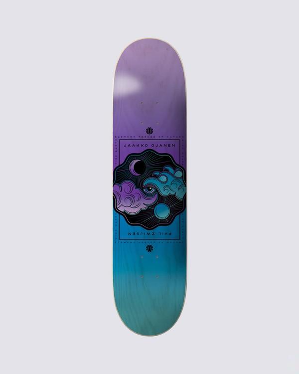 0 Forces Phil & Jaakko Skateboard Deck Multicolor BDPR4FPJ Element