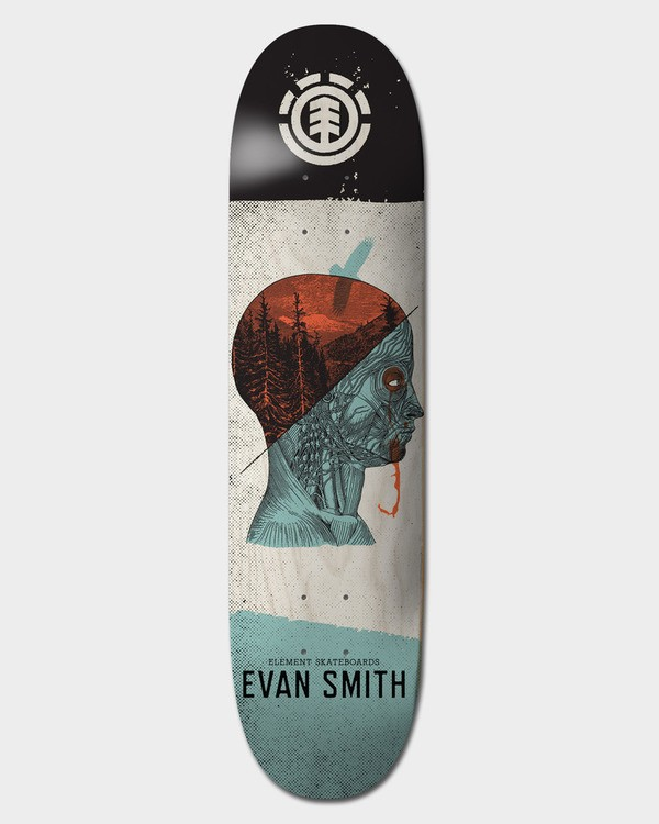 0 PROFILE EVAN 8.125 DECK  BDPRSAES Element