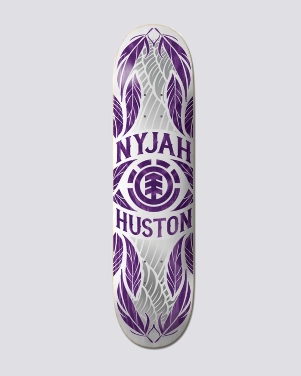 "0 Nyjah Feathers Purple 8""  BDPRWNPU Element"