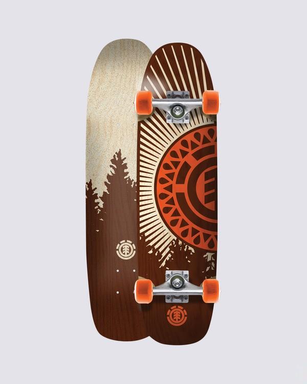0 Sierra Skateboard Complete  COLG3CRC Element