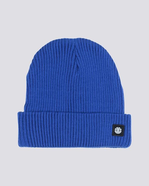 0 Flow - Mütze für Männer Blau F5BNA2ELF7 Element