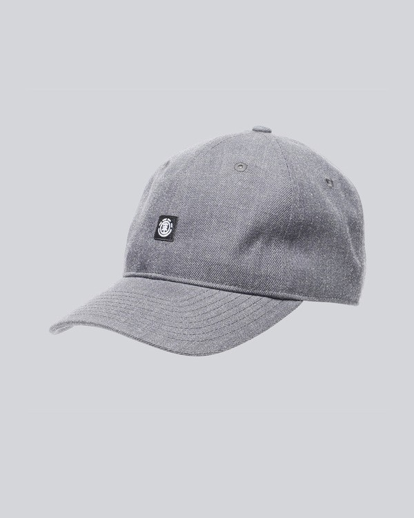 0 Fluky - Dad Cap for Men Grey F5CTA2ELF7 Element
