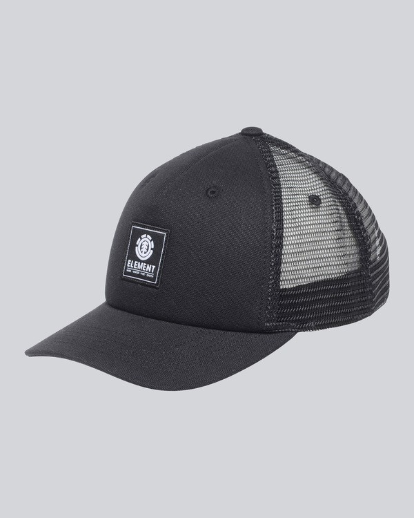 0 Icon - Mesh Cap for Men Black F5CTA3ELF7 Element