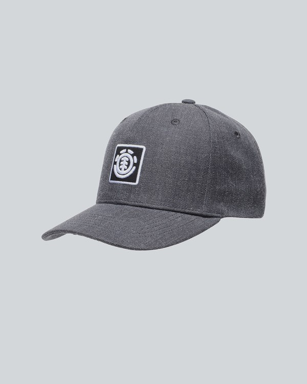 0 Treelogo - Cappellino da Uomo Gray F5CTA4ELF7 Element