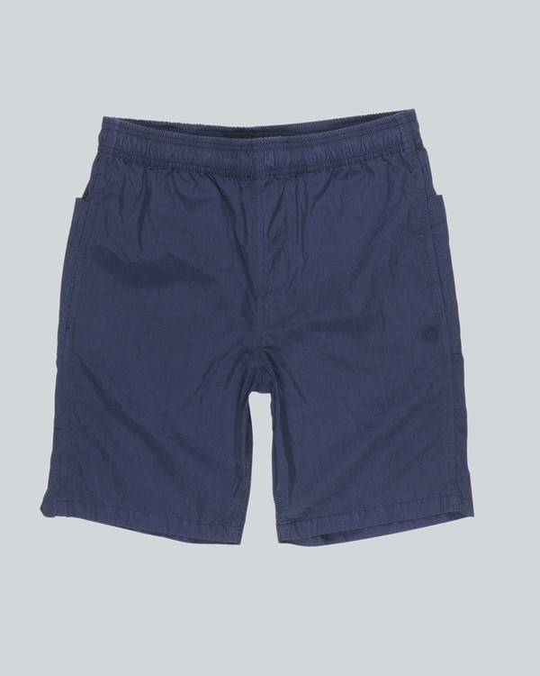 0 Pull Up Poplin Wk - walkshort da Uomo  H1WKB3ELP8 Element