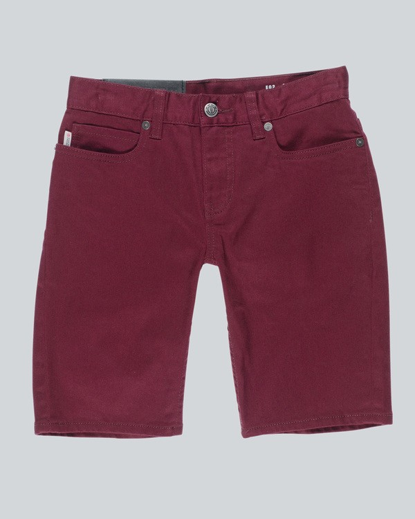 0 E02 Color Wk Boy - short de calle para Hombre  H2WKA4ELP8 Element