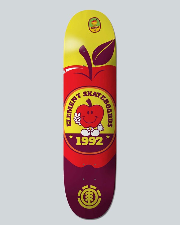 0 Yawye Apple 7.75 - Deck  H4DCAAELP8 Element